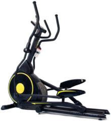 Zwarte Crosstrainer Focus Fitness Senator - Front driven - incl. tablethouder