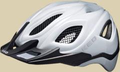 KED Certus Unisex Fahrradhelm Kopfumfang M 52-58 cm white