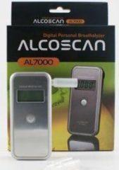 Alcoscan Alcoholtester AL7000 - blaastest - ademtester