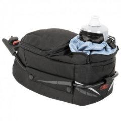 Norco Bags - Ohio Satteltasche SA - Fietstas maat 6 l, zwart/grijs