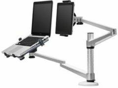 NewStar NOTEBOOK-D300 Laptopstandaard Kantelbaar, In hoogte verstelbaar