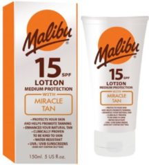 Malibu lotion spf 15 + miracle self tan