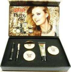 Pupa Party on Make Up Kit Oogschaduw Mascara Eyeliner markeerstift cadeauset