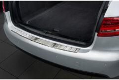Avisa Edelstahl Heckstoßstangenschutz Audi A4 B8 Avant 2008-2012 'Ribs'