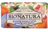 Nesti Dante Firenze Pflege Bio Natura Bio Natura - Seife Ginseng & Barley 250 g