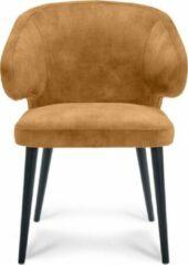 Happy Chairs – Armstoel Feliciano – Velvet Cognac