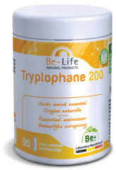 Be-Life Tryptophane 200 90 Softgel