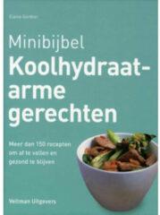 Ons Magazijn Minibijbel - Koolhydraatarme gerechten