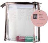 Philip Kingsley Haarpflege Shampoo Soft & Shiny Jet Set Elasticizer 75 ml + Moisture Balancing Shampoo 75 ml + Moisture Balancing Conditioner 75 ml 1