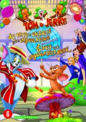 VSN / KOLMIO MEDIA TOM JERRY WILLY WONKA AND THE CHOCOLATE FACTORY | DVD