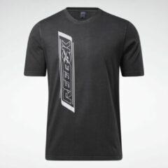 Zwarte Reebok Classics T-Shirt