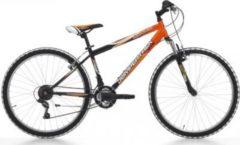 Cicli Cinzia 26 Zoll Mountainbike Cinzia Shark 18... schwarz-orange