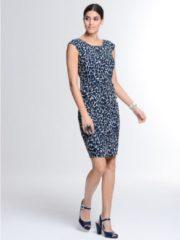 Kleid Alba Moda Marineblau