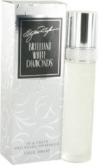 Elizabeth Taylor Brilliant White Diamonds Eau de Toilette 100ml Spray