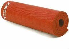 Oranje Toorx Fitnessmat MAT-171PRO met ophangogen