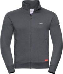 Grijze Rock .. Sweat Jacket Basalt Gray - Maat L - Off Side - incl. Gratis rugzak