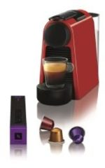 Rode NESPRESSO MAGIMIX Magimix Nespresso apparaat Essenza Mini (rood)