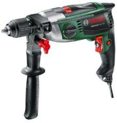 Bosch AdvancedImpact 900 2850RPM Zonder sleutel 900W 2600g Zwart, Groen, Grijs boormachine