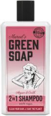 Marcel's Green Soap 6x Marcel's groen Soap Shampoo Argan&Oudh 500 ml