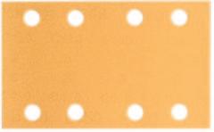 Milwaukee Bosch C470 Schleifblatt, 10er-Pack für Schwingschleifer 2608607230