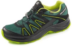 XA Centor GORE-TEX Outdoorschuh Salomon Grün