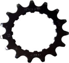 Tandwiel kmc e-bike voor bosch 19t cro-mo staal zwart 11130 - ZWART