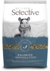 Supreme Petfoods Supreme Science Selective Chinchilla 1.5 kg.