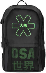 Zwarte Osaka Pro Tour Backpack Large Iconic black NS