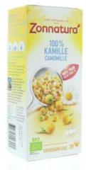 Zonnatura Kamille Thee 100% (20st)