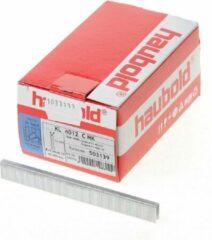 Haubold nieten cnk gegalvaniseerd KL4000 12mm (Prijs per 10.000 stuks)