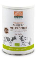 Mattisson Magere Melkpdr Bio 450 Gram