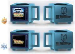 ABYSTYLE BACK TO THE FUTURE - Flux Capacitor - Heat Changing Mug 500ml