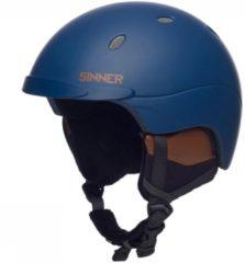 Sinner Helm Titan Blauw