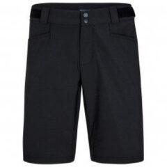 Ziener - Niw X-Function Shorts - Fietsbroek maat 46, zwart