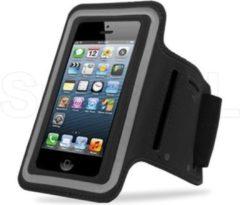 SMH Royal - Sportband Iphone 6 / 6s - Zwart