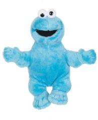 Blauwe Sesamstraat pluche knuffel Koekiemonster 63 cm speelgoed - Sesamstraat figuren cartoon knuffels voor kinderen