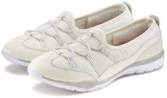 Grijze LASCANA slip-on sneakers