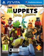Sony The Muppets, Filmavonturen PS Vita