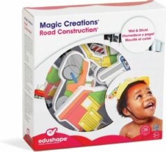 Edushape MAGIC CREATIONS-Road Construction