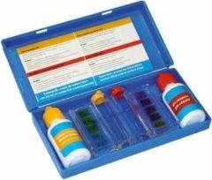 Merkloos / Sans marque Zwembad tester set PH en chloorgehalte - Testflesjes voor zwembadwater - PH waarde en choor