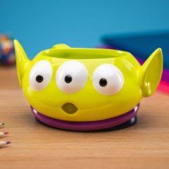 Disney Mok Toy Story 3d Alien 400 Ml Keramiek Groen/paars