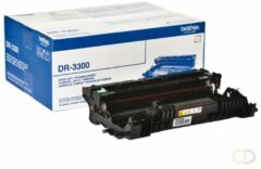 Brother Drum unit DR-3300 DR3300 Origineel Zwart 30000 bladzijden