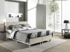 Dreamhouse Boxspring Ultra comfort - Beige 140x200 - Gratis levering + Montage mogelijk !