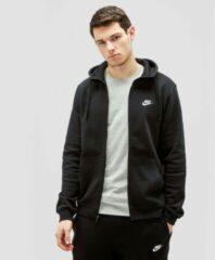 Zwarte Nike Sportswear, Heren Sweatshirt ´Nike Sportswear Hoodie´, zwart