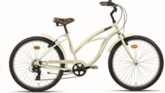 "Montana Cruiser 26"" WAVE Lady Creme"