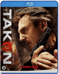 VSN / KOLMIO MEDIA Taken 3 | Blu-ray
