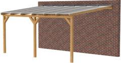 Woodvision Douglasvision | Veranda 600x300 | Heldere dakplaat