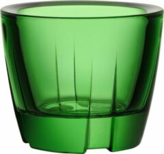 Kosta Boda Bruk Waxinelichthouder groen - �mm
