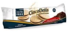 Nt food Nutrifree Ciocodelis Biscotti Senza Glutine 168 g