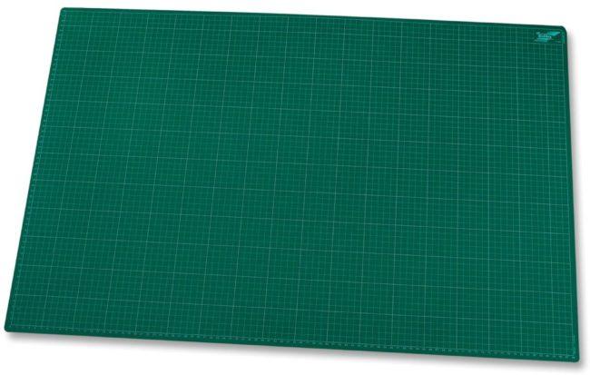 Afbeelding van Groene Folia Snijmat A1+ formaat (600mm X 900 mm) - groen